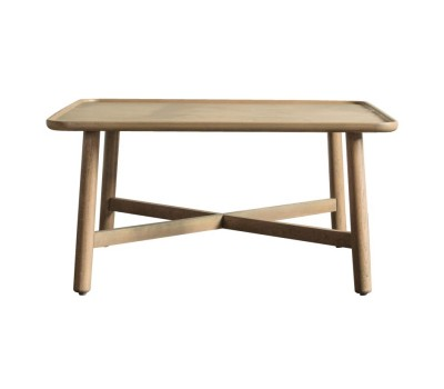 Маса за кафе Gallery Direct 5059413121920 Kingham Square Coffee Table