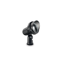Градински стълб Ideal Lux 046211 Terra PT1 Small Black