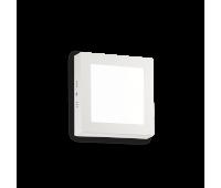 LED аплик IDEAL LUX 138633 UNIVERSAL 12W SQUARE Bianco