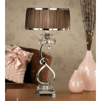 Настолна лампа INTERIORS 1900 NEW CLASSICS 63512 OKSANA BROWN
