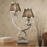 Настолна лампа INTERIORS 1900 NEW CLASSICS 63527 OKSANA BROWN