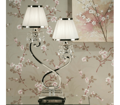 Настолна лампа INTERIORS 1900 NEW CLASSICS 63528 OKSANA WHITE