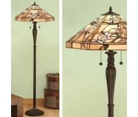 Лампион INTERIORS 1900 TIFFANY 64018 CLEMATIS