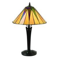 Настолна лампа INTERIORS 1900 TIFFANY 70367 DARK STAR