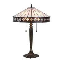 Настолна лампа INTERIORS 1900 TIFFANY 70935 FARGO