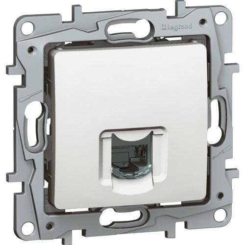 e5aaab0042b Legrand 664773 Internet socket CAT 6 RJ45 UTP white