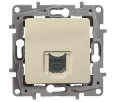 21a2b7ab40d Legrand 664873 Niloe Internet socket CAT6 RJ45 UTP ivory