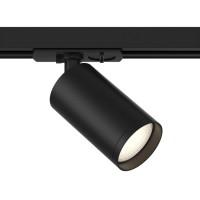 Прожектор за монофазна шина Maytoni TR031-1-GU10-B Focus S Track Light