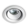 Луна за вграждане One Light 10105 D5/W Round