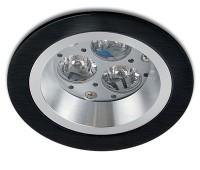 One Light 10105 AL/B Round