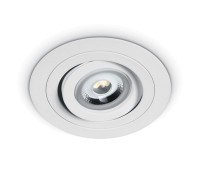 One Light 11105ABG/W Round