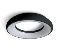 LED плафон One Light 67402/B/W Round