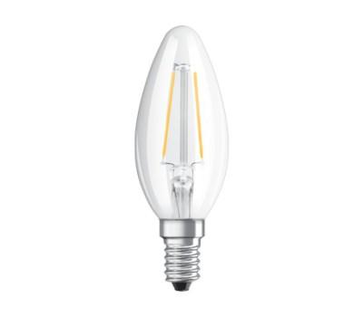 Osram 4052899 961746 LED PARATHOM CL B35 FILAMENT 2,5W-25W E14 2700K