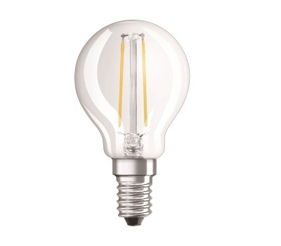 Osram 4052899 961777 LED PARATHOM CL P45 FILAMENT 4W-40W E14 2700K