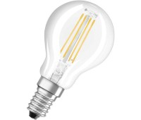 Osram 4058075 819696 LED VALUE CL P45 FILAMENT 4W-40W E14 2700K
