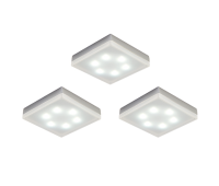 LED луни за кухня SAXBY 67672 Marci Square 1,5W