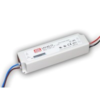 LED трансформатор Meanwell LPV-60 12V 60W IP67