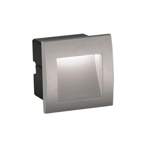 LED фасадна луна за вграждане в стена VIOKEF 4124800 RIVA