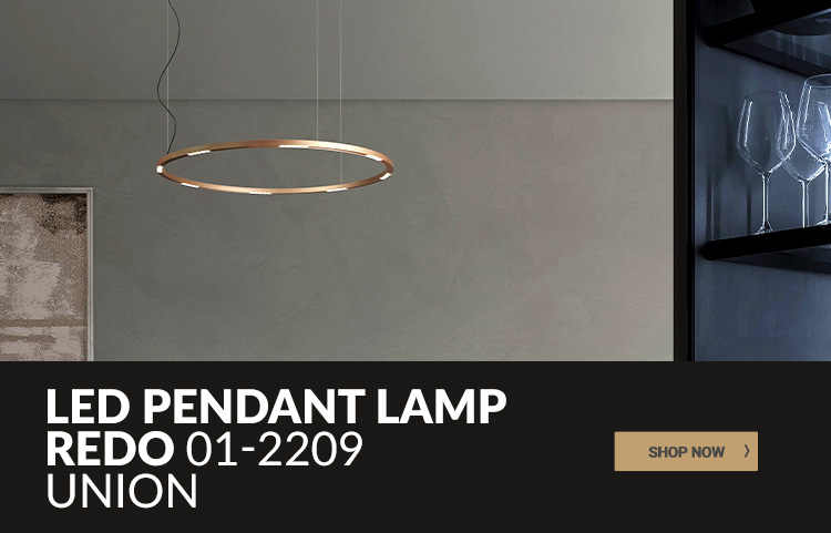 Modern LED pendant lamp