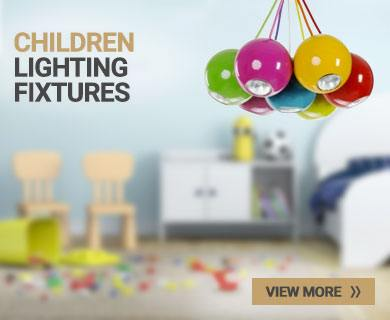 Discover a wide range of innovative children's lighting