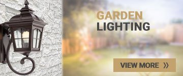 Ultralight carries Outdoor Lighting for your decorating projects